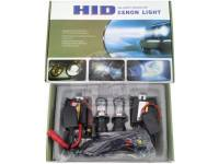 Комплект ксенона HID 2106 H4 6000К пластмасовый цоколь 161