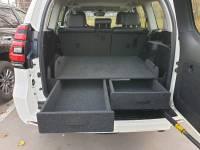 Органайзер Классик для Toyota Land Cruiser Prado 150 (с 2018г)