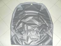 Утеплитель капота (поролон, ватин) на УАЗ 452 серый